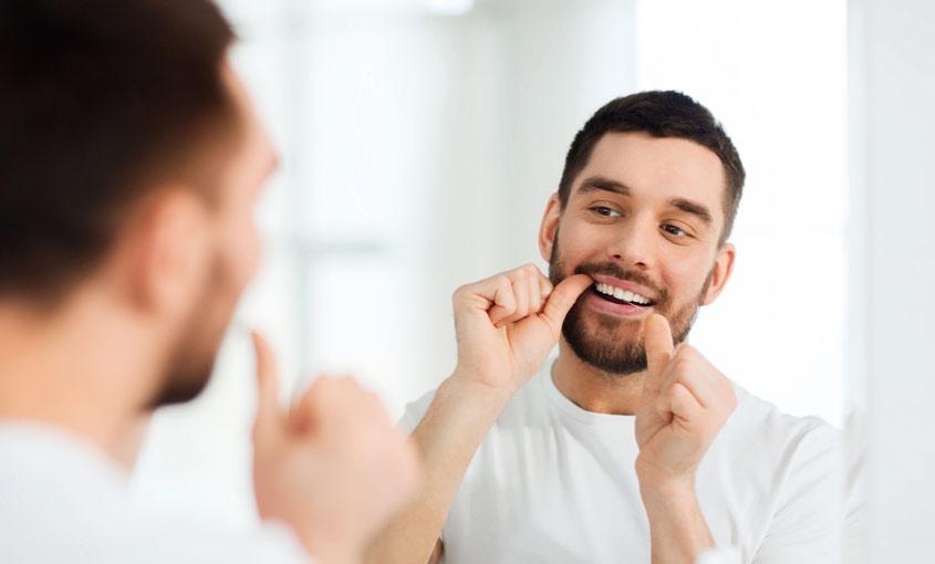 sigue una buena higiene bucal diaria