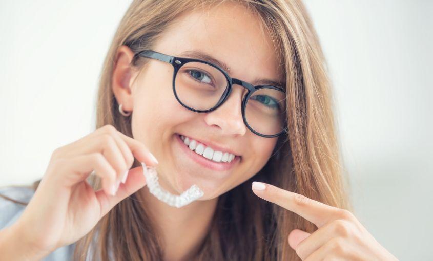 ortodoncia para niños invisalign first