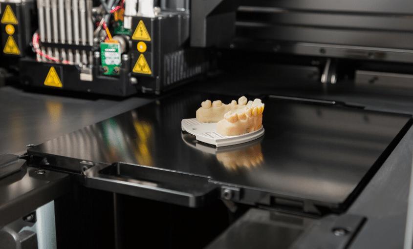 Cómo ha revolucionado la impresión 3d la odontología